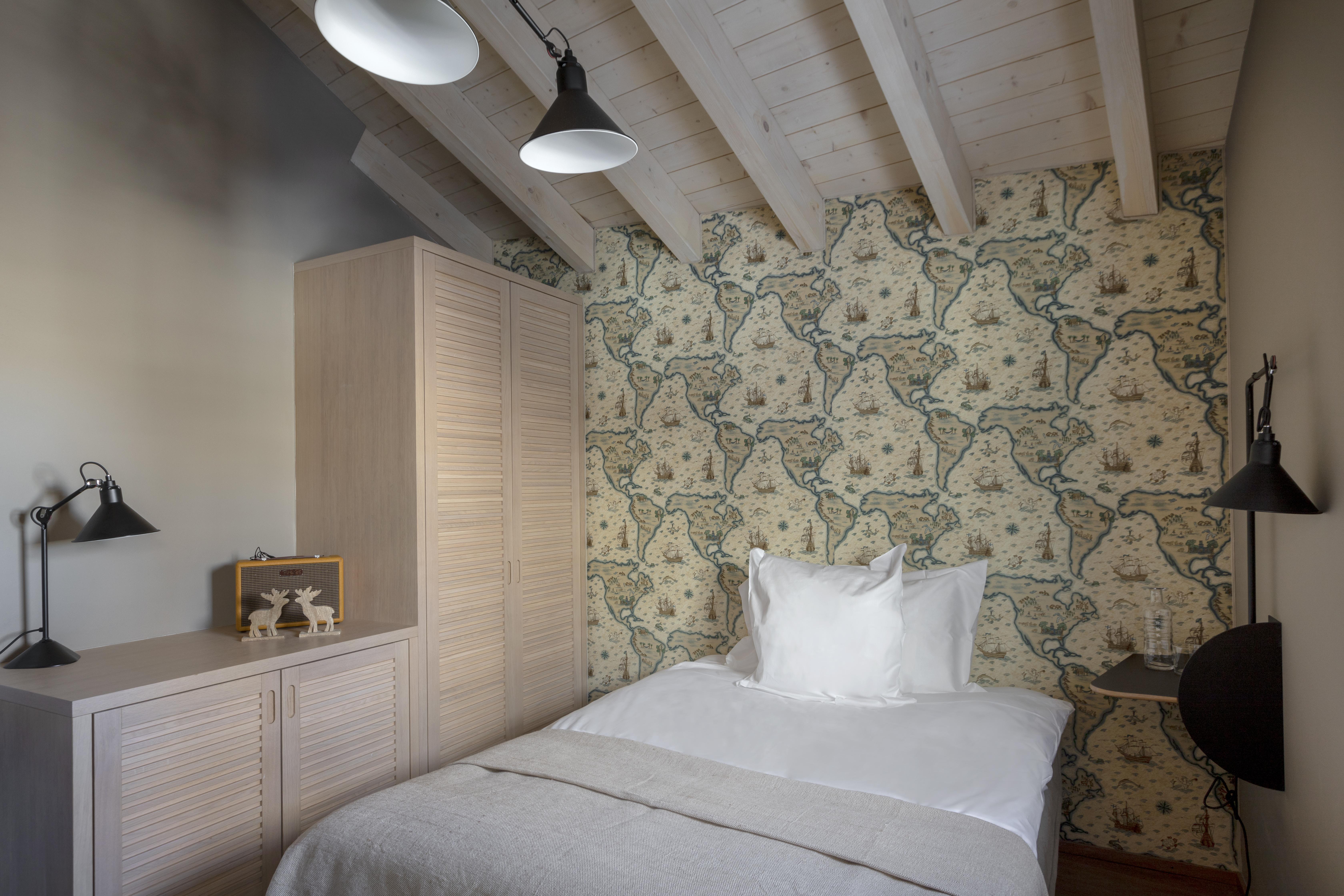 Petite chambre à coucher